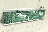 установка экрана в ванной в Белгороде